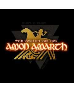 amon amarth with oden on our side