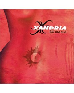 20654 xandria kill the sun cd symphonic metal