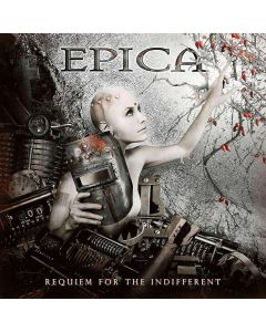 20837 epica reqiuem for the indifferent cd symphonic metal