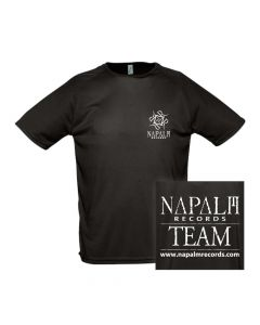 Napalm Records Team Sports BLACK