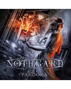 nothgard age of pandora digipak cd