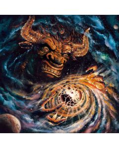 21816 monster magnet milking the stars a re-imagining of last patrol ltd digipak rock