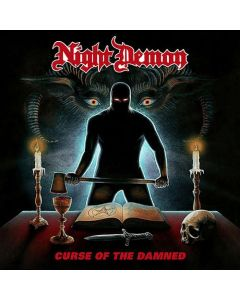 Curse Of The Damned - CD