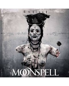 moonspell extinct cd