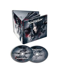 22447 kamelot haven ltd mediabook 2-cd symphonic metal