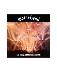 Motörhead album cover No Sleep Til Hammersmith
