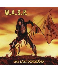 22753 w.a.s.p. the last command yellow lp heavy metal