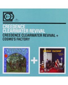 2 for 1: Creedence Clearwater Revival/Cosmo's Factory