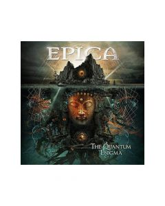 23318 epica the quantum enigma cd symphonic metal