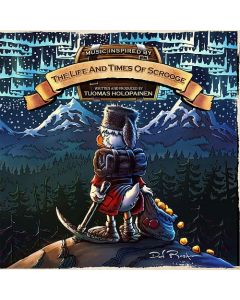 TUOMAS HOLOPAINEN - The Life And Times Of Scrooge / CD