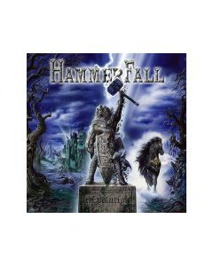 23522 hammerfall (r)evolution digipak cd heavy metal