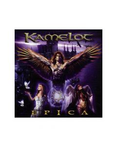 24004 kamelot epica cd power metal