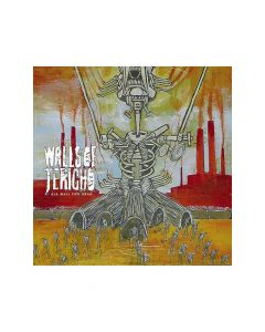 24015 walls of jericho all hail the dead cd metalcore