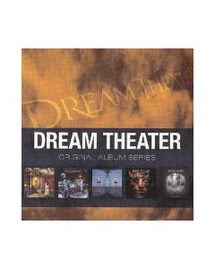 24102 dream theater originial album series 5-cd box prog metal