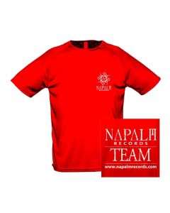 Napalm Records Team Sports RED