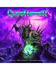 gloryhammer 1992 rise of the chaos wizards cd