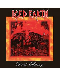 ICED EARTH - Burnt Offerings / CD