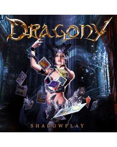 DRAGONY - Shadowplay / CD