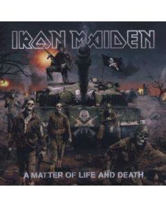 A Matter Of Life And Death / CD