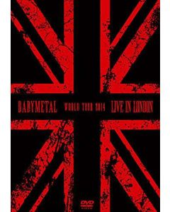 Live In London: Babymetal World Tour 2014 / 2-DVD