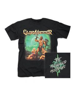 gloryhammer the hollywood hootsman shirt