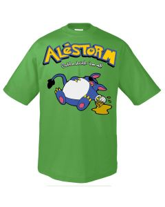 ALESTORM - Gotta Drink 'Em All / T-Shirt