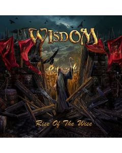 WISDOM - Rise Of The Wise / Digipak