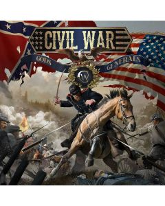 26085 civil war gods and generals heavy metal