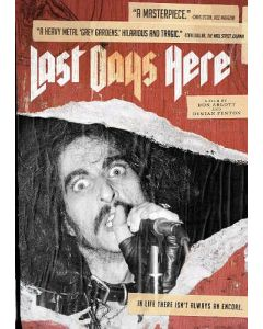 PENTAGRAM - Last Days Here - It's A Long Way Back From Hell / DVD