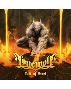lonewolf cult of steel cd