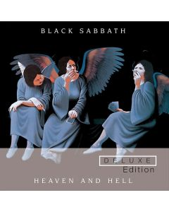 BLACK SABBATH - Heaven And Hell / Deluxe Expanded Edition / 2-CD Digipak