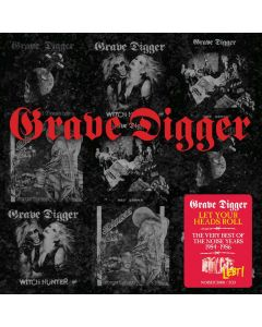 grave digger let you heads roll the very best of the noise years mediabook 2 cd