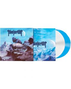 27136 kvelertak nattesferd blue and white 2-lp heavy metal