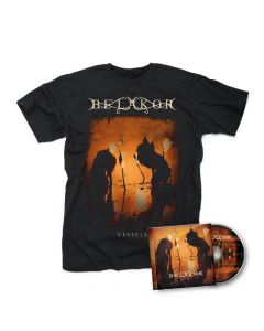27200 be'lakor vessels cd + t-shirt bundle melodic death metal