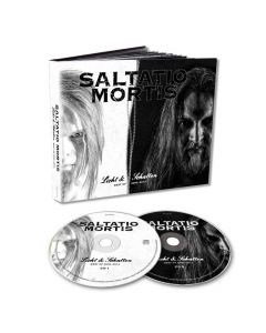 27227 saltatio mortis licht und schatten - best of 2000-2014 2-cd mediabook medieval metal