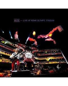 Live At Rome Olympic Statium / Digisleeve CD + DVD