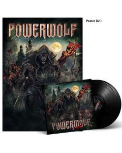POWERWOLF - The Metal Mass - Live / BLACK 2-LP Gatefold