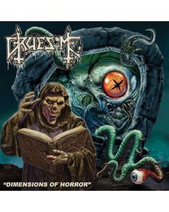 Dimensions Of Horror / CD