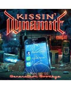 KISSIN' DYNAMITE - Generation Goodbye / Digipak CD+DVD
