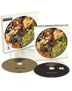 BLUES PILLS - Lady In Gold / Digipak CD+DVD