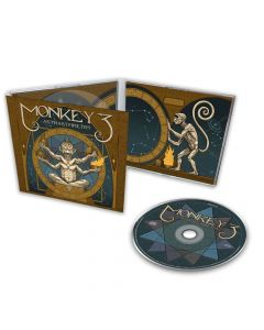 27880 monkey 3 astra symmetry digipak cd stoner rock