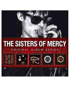 THE SISTERS OF MERCY - Original Album Series / 5-CD Slipcase