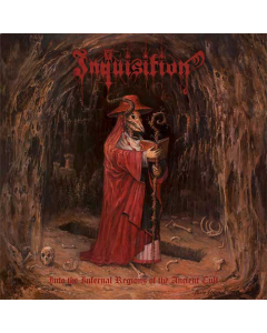INQUISITION - Into the Infernal Regions Of The Ancient Cult / CD