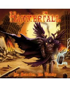 28246 hammerfall no sacrifice, no victory heavy metal