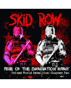 Rise Of The Damnation Army - United World Rebellion: Chapter Two / CD