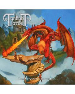 twilight force tales of ancient prophecies cd
