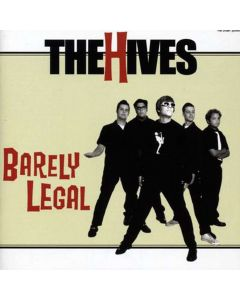 Barely Legal / CD