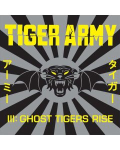 Tiger Army III: Ghost Tigers Rise / Digipak