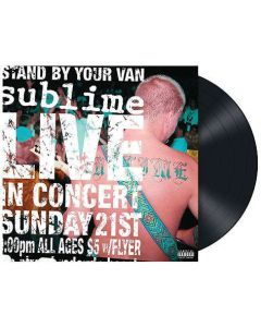 Stand By Your Van / BLACK Vinyl Re-Release
