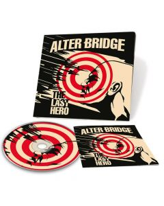 29099 alter bridge the last hero digipak cd alternative metal